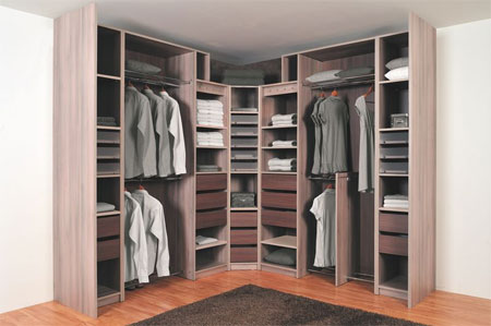 amenagement dressing angle