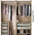 Amenagement dressing ikea