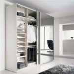 Armoire dressing porte coulissante