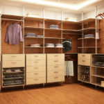 Comment construire un dressing
