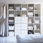 Creer dressing ikea