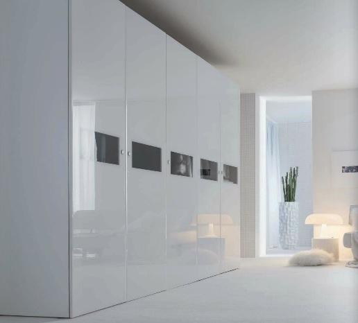 dressing blanc laqué
