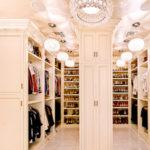 Dressing de luxe