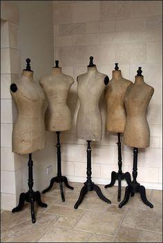 dressing form