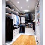Dressing petit espace