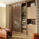 Dressing porte coulissante