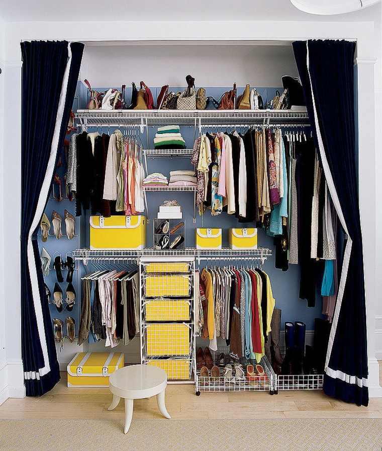 dressing pour petit espace