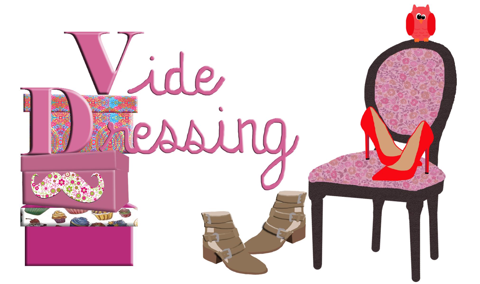 dressing vide