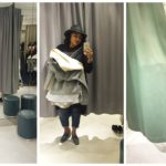 H&m dressing room