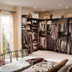 Idee dressing chambre
