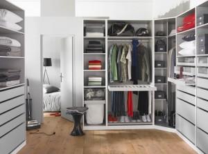 idee dressing petit espace