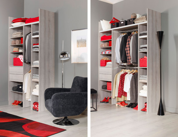 idee amenagement dressing dq75 jornalagora. Black Bedroom Furniture Sets. Home Design Ideas