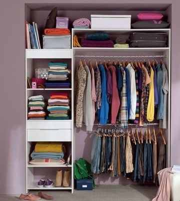 perfect organiser son dressing with faire son dressing pas cher. Black Bedroom Furniture Sets. Home Design Ideas