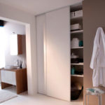 Porte dressing coulissante