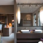 Salle de bain et dressing