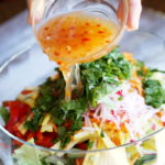 Thai salad dressing