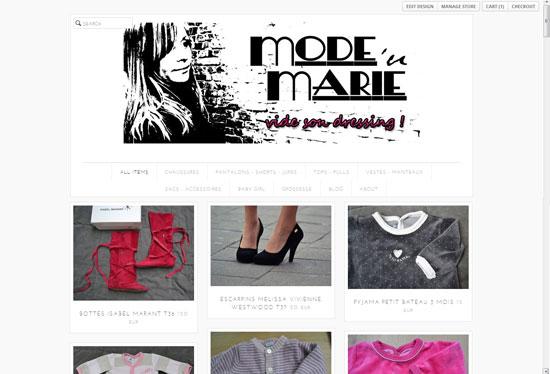 vide dressing blog