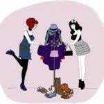 Vide dressing femme