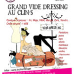 Vide dressing paris