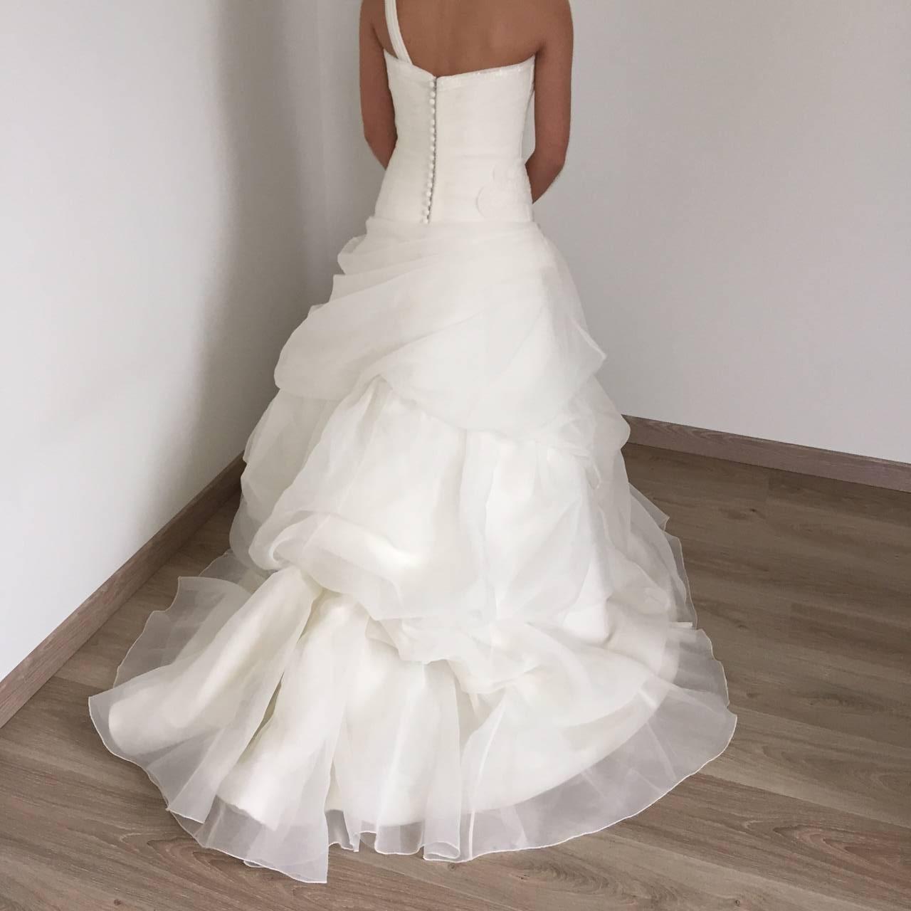 vide dressing robe de mariée